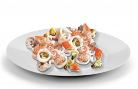 Plody mora - zmes