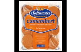 Obaľované camembert plátky