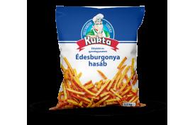Sladké zemiakové hranolky KUKTA, 2,5kg