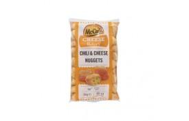 McCain Chili & Cheese nugget 1kg