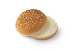 Hamburger žemľa PREMIUM(100g) 120mm