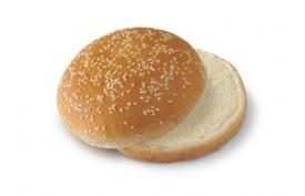 Hamburger žemľa 155mm