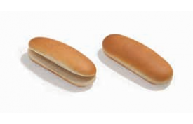 Maxi Hotdog rohlík 170 / 36ks