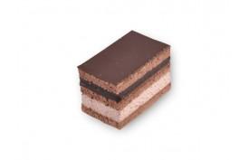 Čokoládový rez