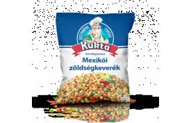 Mexická zmes, 3 dielna (hrášok, kukurica, mrkva) 2,5  KUKTA