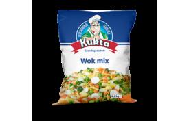 Wok mix 2,5kg KUKTA