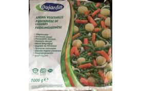 Duj. Jarná zeleninová zmes