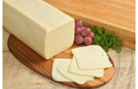 Mozzarella blok 1,5 kg