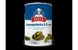 KUKTA Uhorky lahôdkové 9-12cm, 4250ml, konzerva