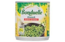 Hrášok veľmi jemný v mierne slanom náleve, 2650ml, priemer 8,2mm, Bonduelle