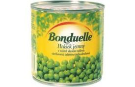 Jemný hrášok v mierne slanom náleve 4000g,  Bonduelle