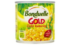 Gold - Zlatá kukurica vák. 425ml
