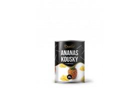 Ananás kúsky, 565g