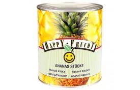 Ananás kúsky, 3035g