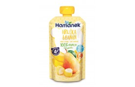DV Hamánek Hruška a banán 100g