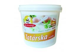 Tatárska omáčka 5 kg, Slovaktop