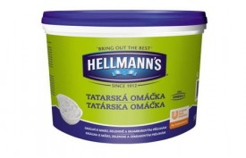 Tatárska omáčka 5kg, Hellmanns