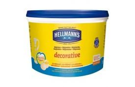 Decor majonéza Hellmans 3l