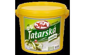 Tatárska omáčka 5kg SPAK - AKCIA