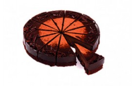 Čokoládová mousse torta ( 12x98g ) LL
