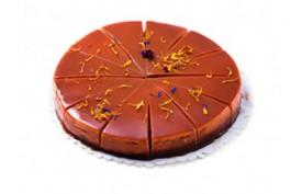 Krémová karamelová torta ( 12x106g ) LL