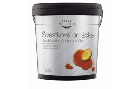 Slivková omáčka 1300g, Chef Club