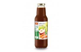 Jablko-mrkva, ovocný koncentrát 750ml