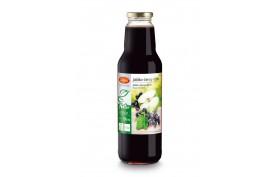 Jablko-čierna ríbezľa, ovocný koncentrát 750ml
