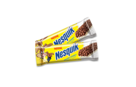 NESQUIK Cereal Bar Display (16x25g) N0 XG