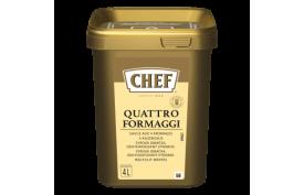 CHEF Quattro Formaggi 840g