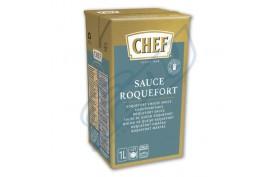 CHEF roquefort omáčka 1L