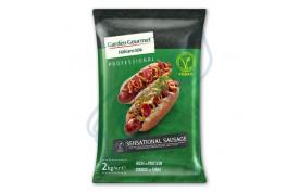 Garden Gourmet Sensational Sausage - klobása ( 3x2 kg ) - 7201