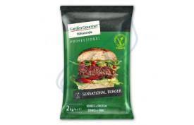 Garden Gourmet Sensational burger ( 3x2kg ) - 7211